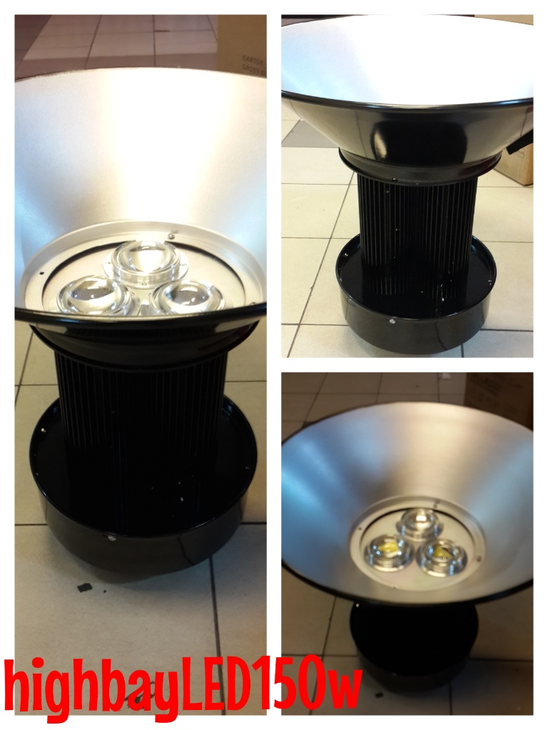 lampu industri led 60w, 100w, 120w, 150w made in korea garansi 3 thn merk Talled