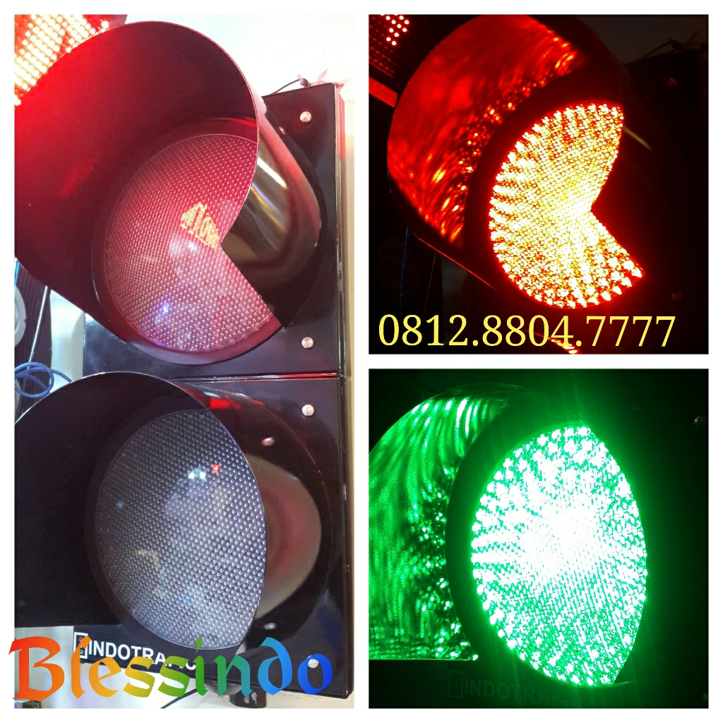 Lampu trafficLight dan Lampu warninglight