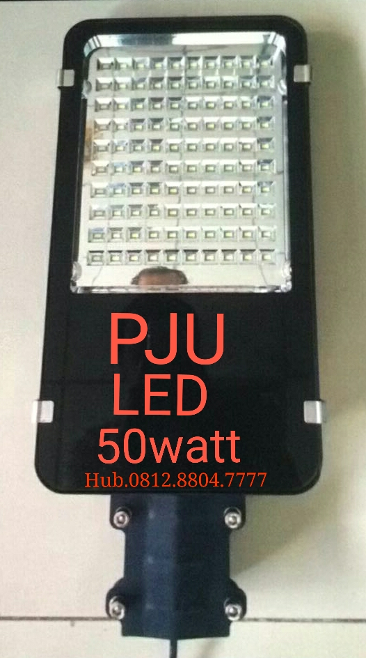 Lampu Jalan Led 50watt multychip