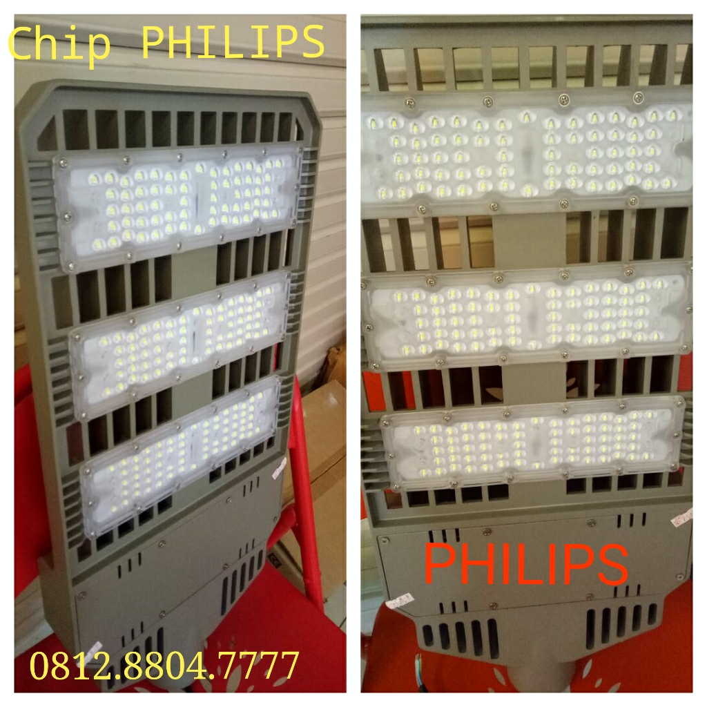 Lampu jalan led multy chip philips