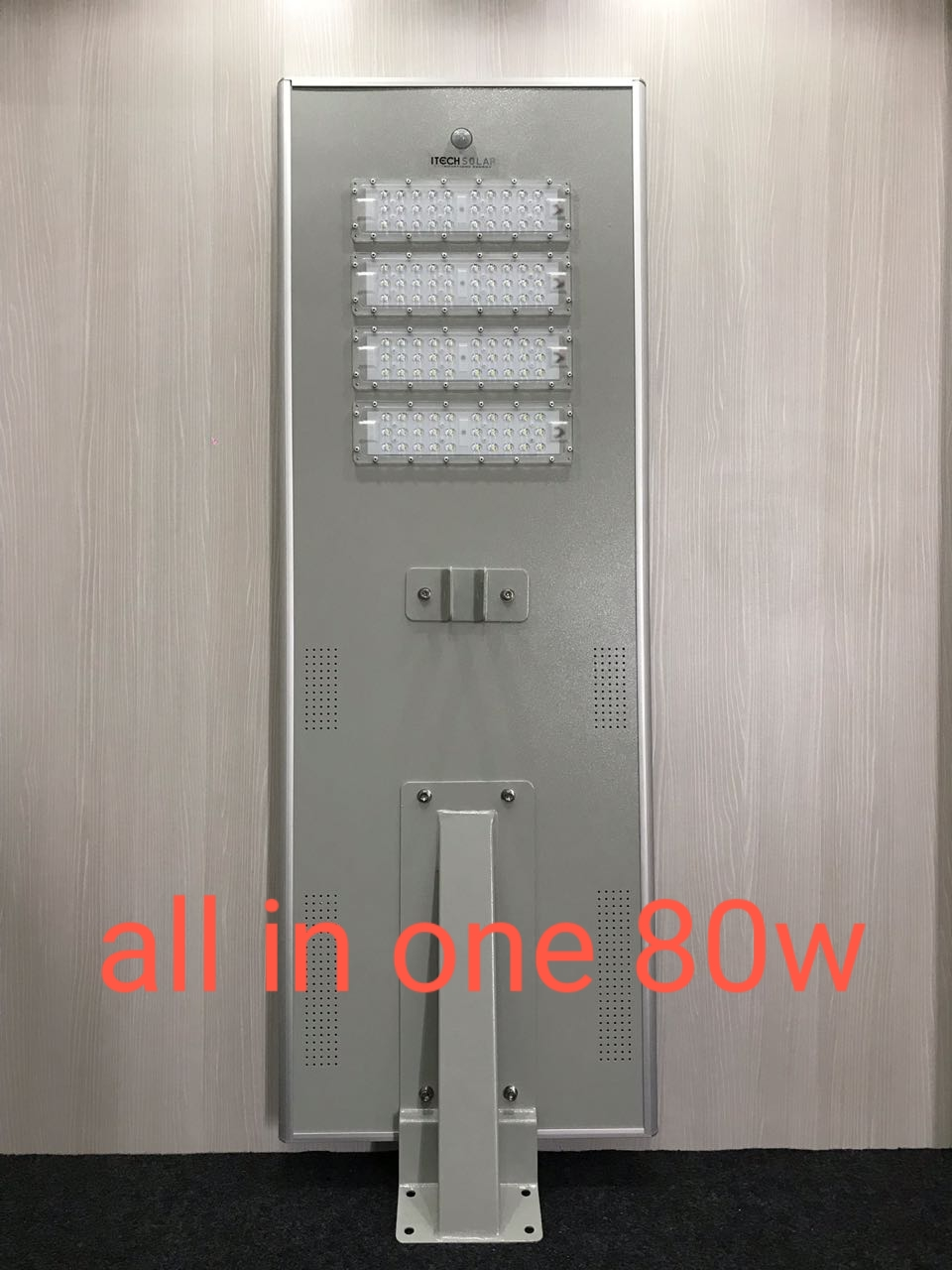 Lampu all in one 80w