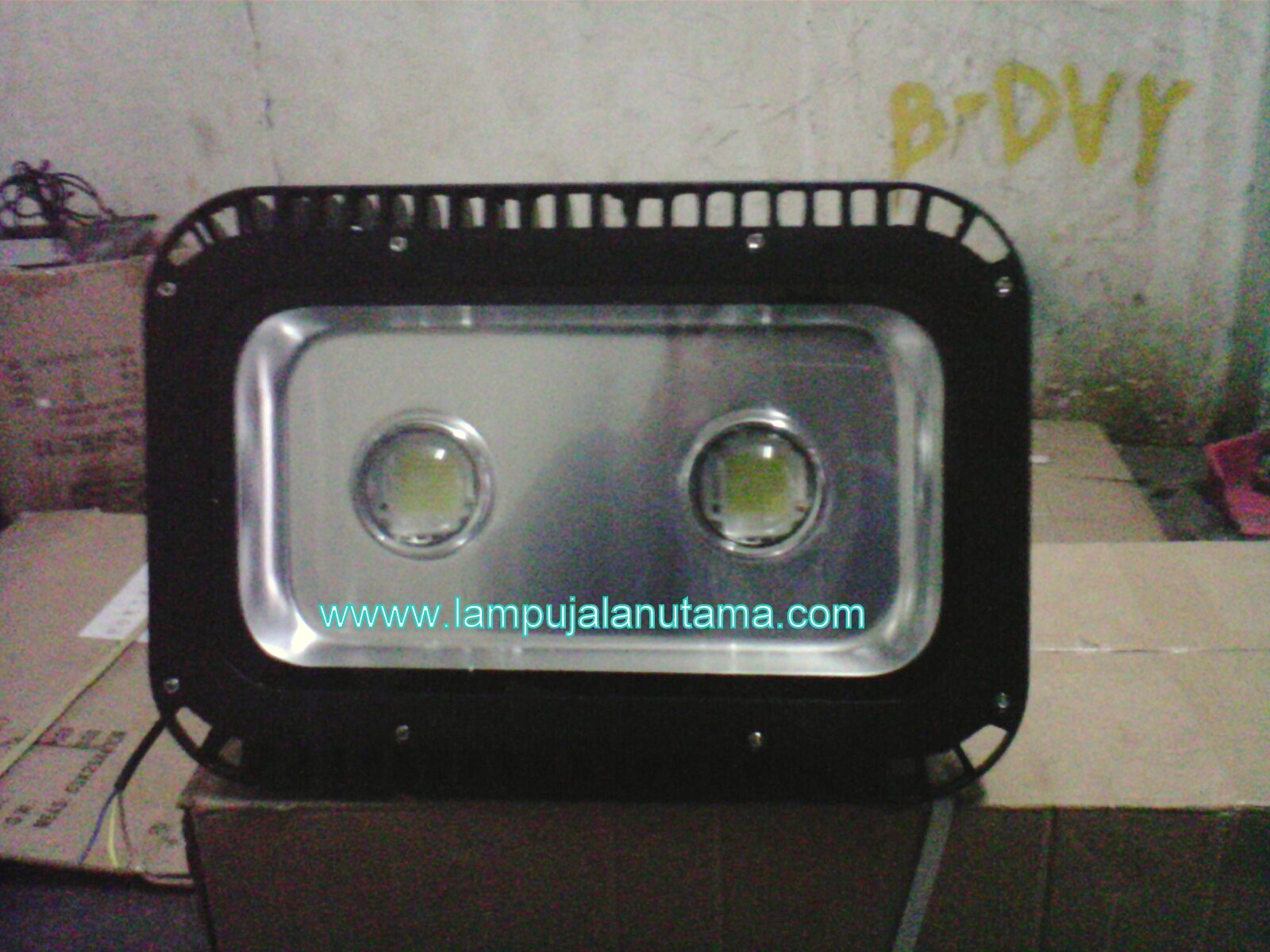 lampu sorot led 160 watt